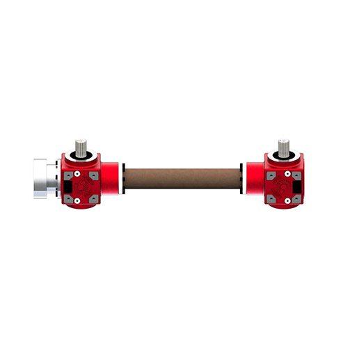 T25 poutre hydraulique